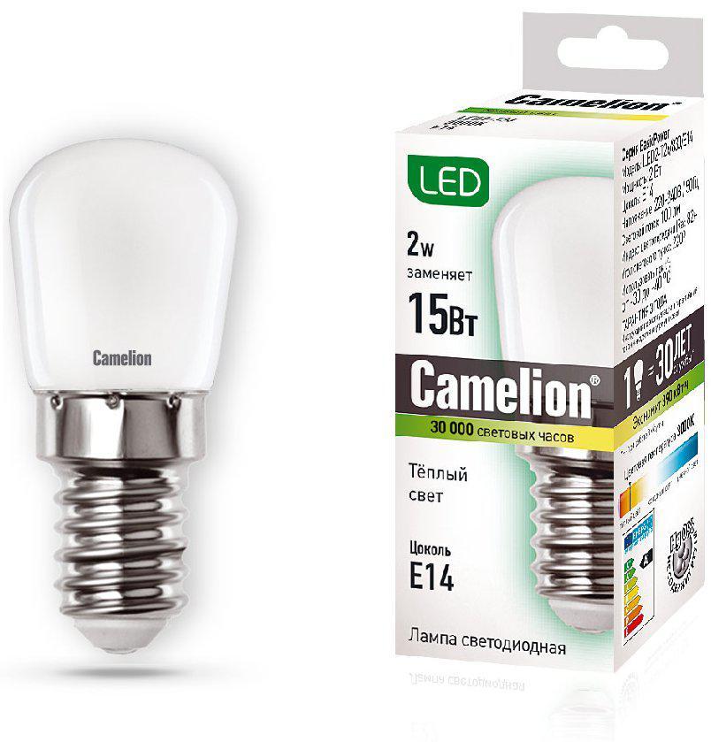 Купить Лампа Camelion Led2-t26/830/e14