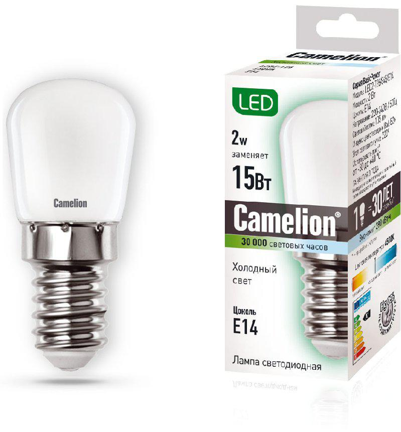 Лампа Camelion Led2-t26/845/e14