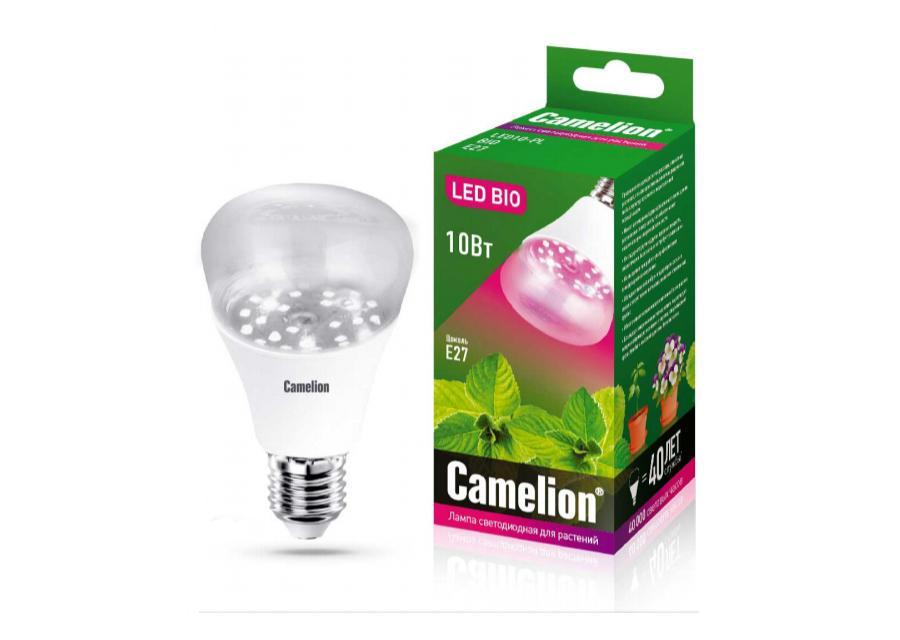 Лампа Camelion Led10-pl/bio/e27
