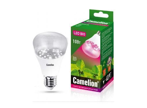 Лампа светодиодная CAMELION LED10-PL/BIO/E27