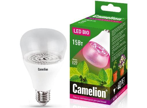 Лампа светодиодная CAMELION LED15-PL/BIO/E27
