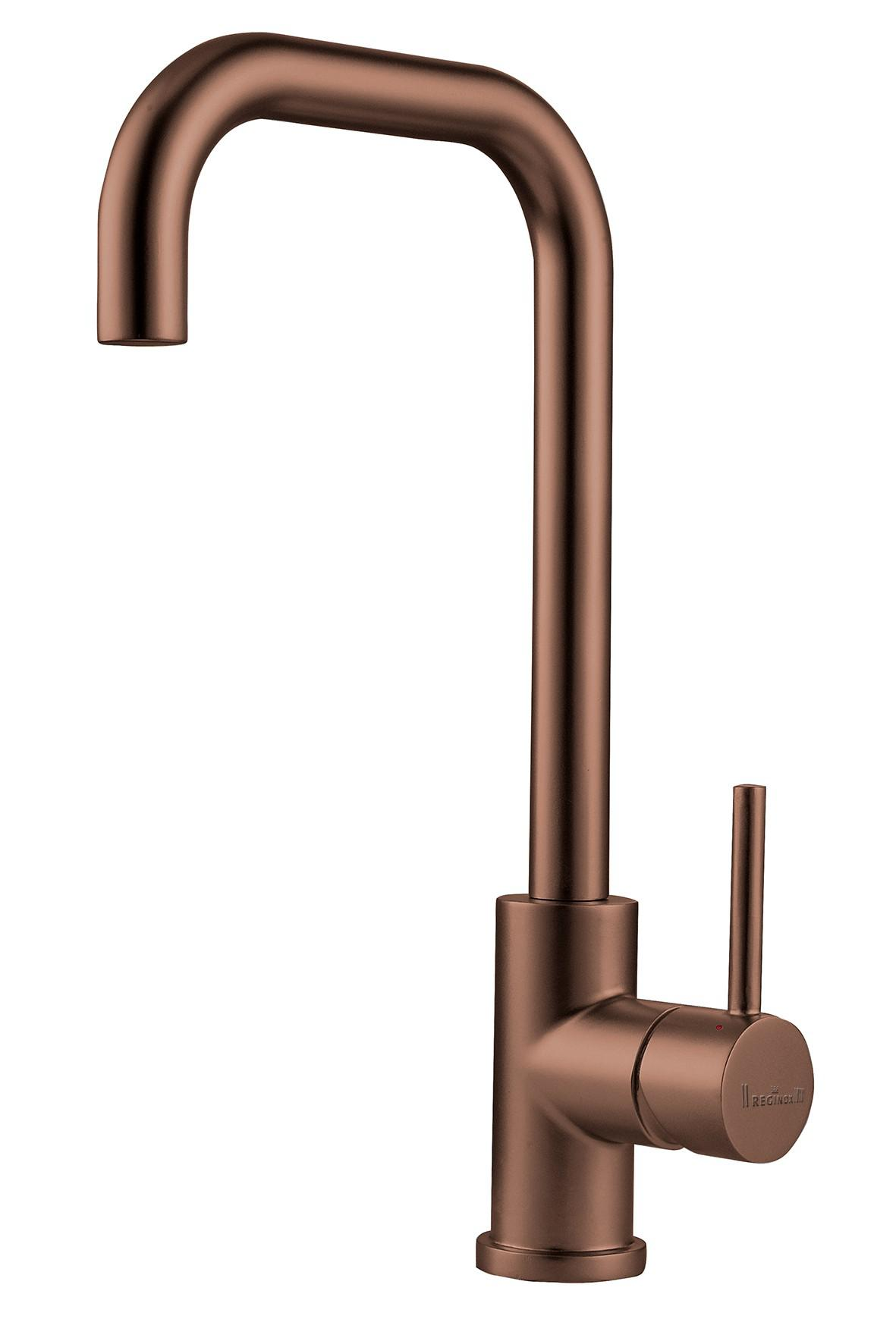 Смеситель для кухни Reginox Crystal copper r30523