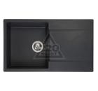 Мойка кухонная REGINOX Amsterdam 10 Black Silvery R30929