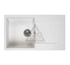 Мойка кухонная REGINOX Amsterdam 10 Pure White R30912