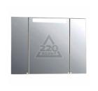 Зеркало-шкаф АКВАТОН МАДРИД 100 1A111602MA010