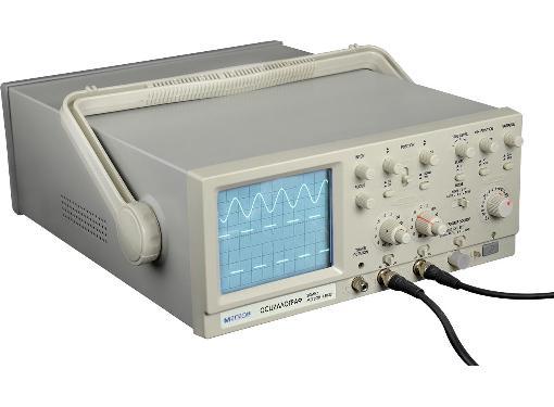 Двухканальный осциллограф МЕГЕОН 15022 сервисный