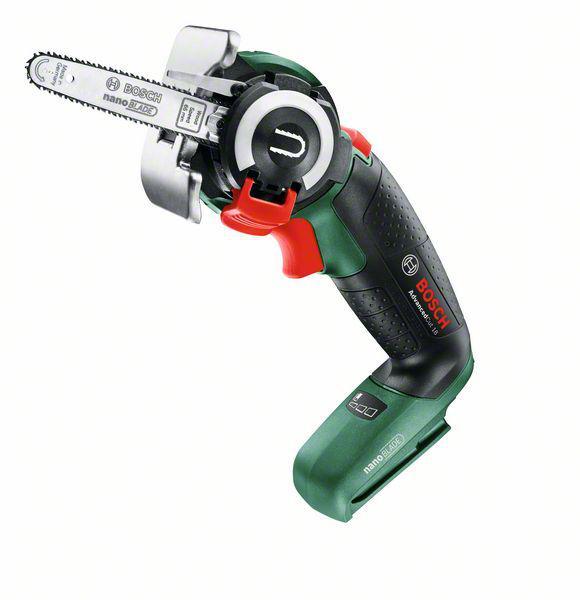 Пила цепная аккумуляторная Bosch Advancedcut 18 (без акк и ЗУ) (0.603.3d5.100) электрическая цепная пила bosch advancedcut 18 set дл шин 10 25cm