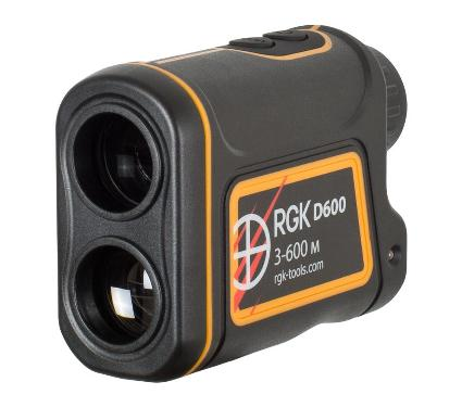 Лазерный дальномер для охоты RGK D600