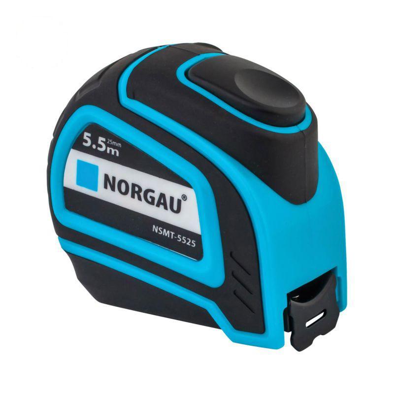 Рулетка Norgau 044056055 брелок рулетка квадратный пластик оранжевый