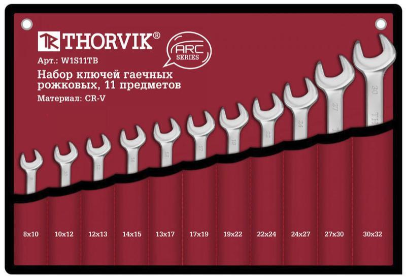 Набор ключей Thorvik W1s11tb