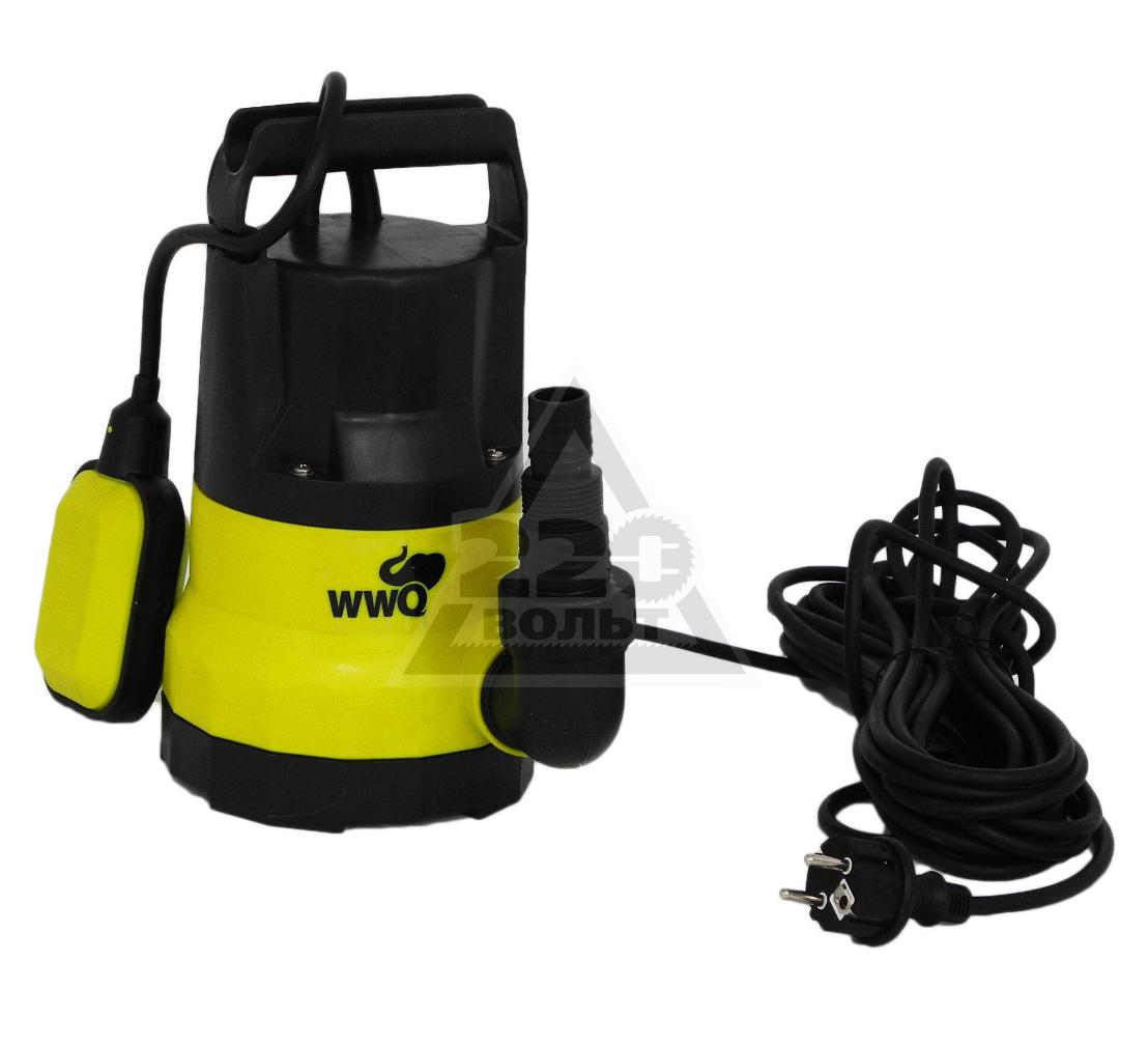 Насос для бочки WWQ ND-250