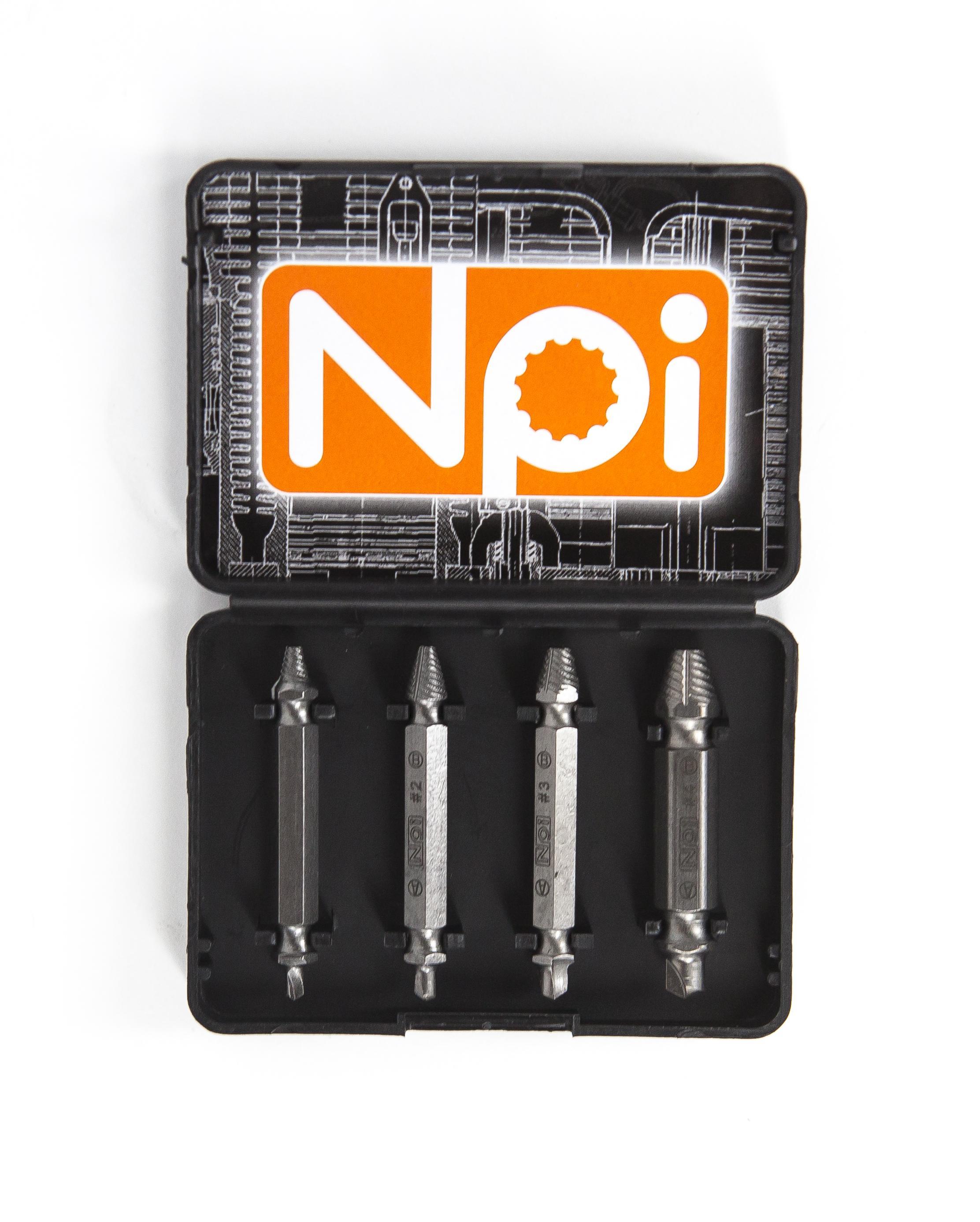 Купить Набор экстракторов Npi 15065