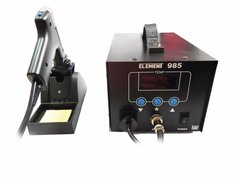 Паяльная станция Element 985 75w (17028) element для паяльной станции element 853aaa