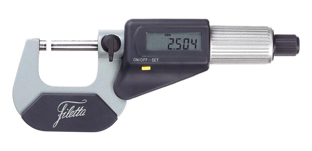 Микрометр Filetta 908.758