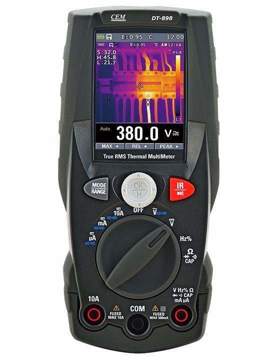 Мультиметр Cem Dt-898 (482490)