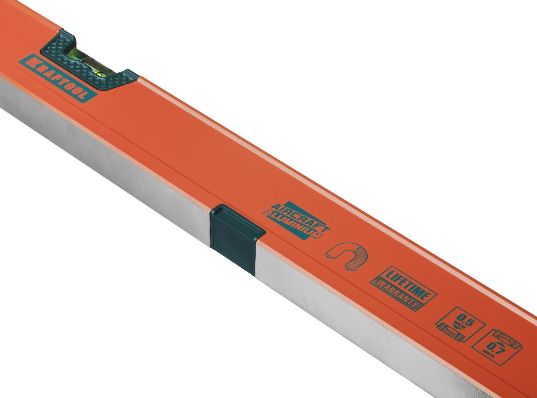 Фото - Уровень Kraftool 34575-080 съёмник подшипников kraftool 2 захватный внешний 25 80 внутренний 70 130мм 1 43302 080