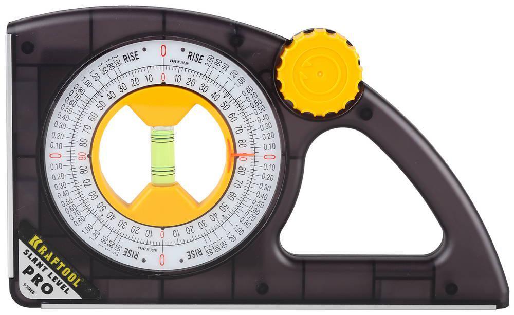 Уровень-угломер Kraftool 1-34850