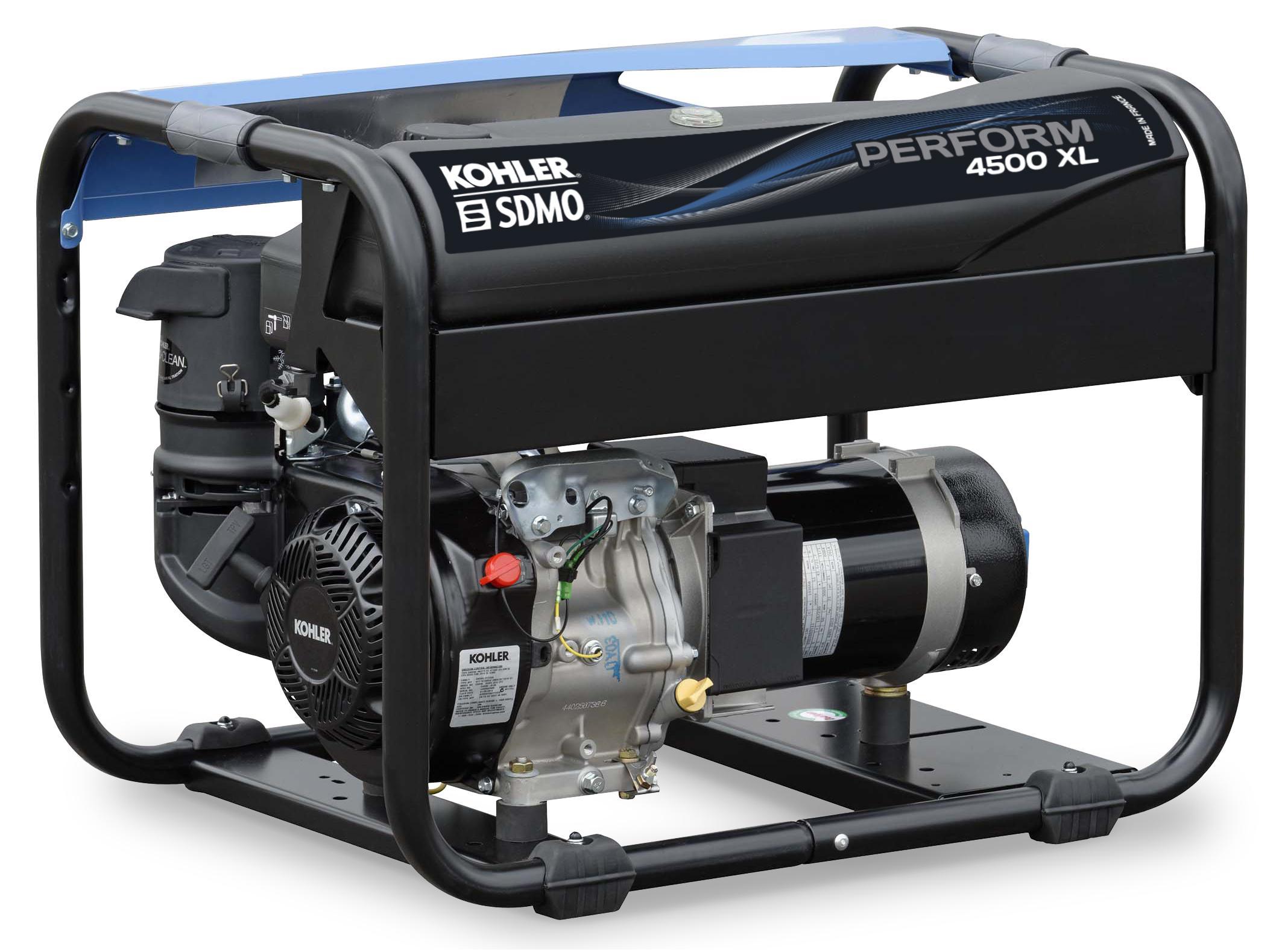 Бензиновый генератор Sdmo Perform 4500xl