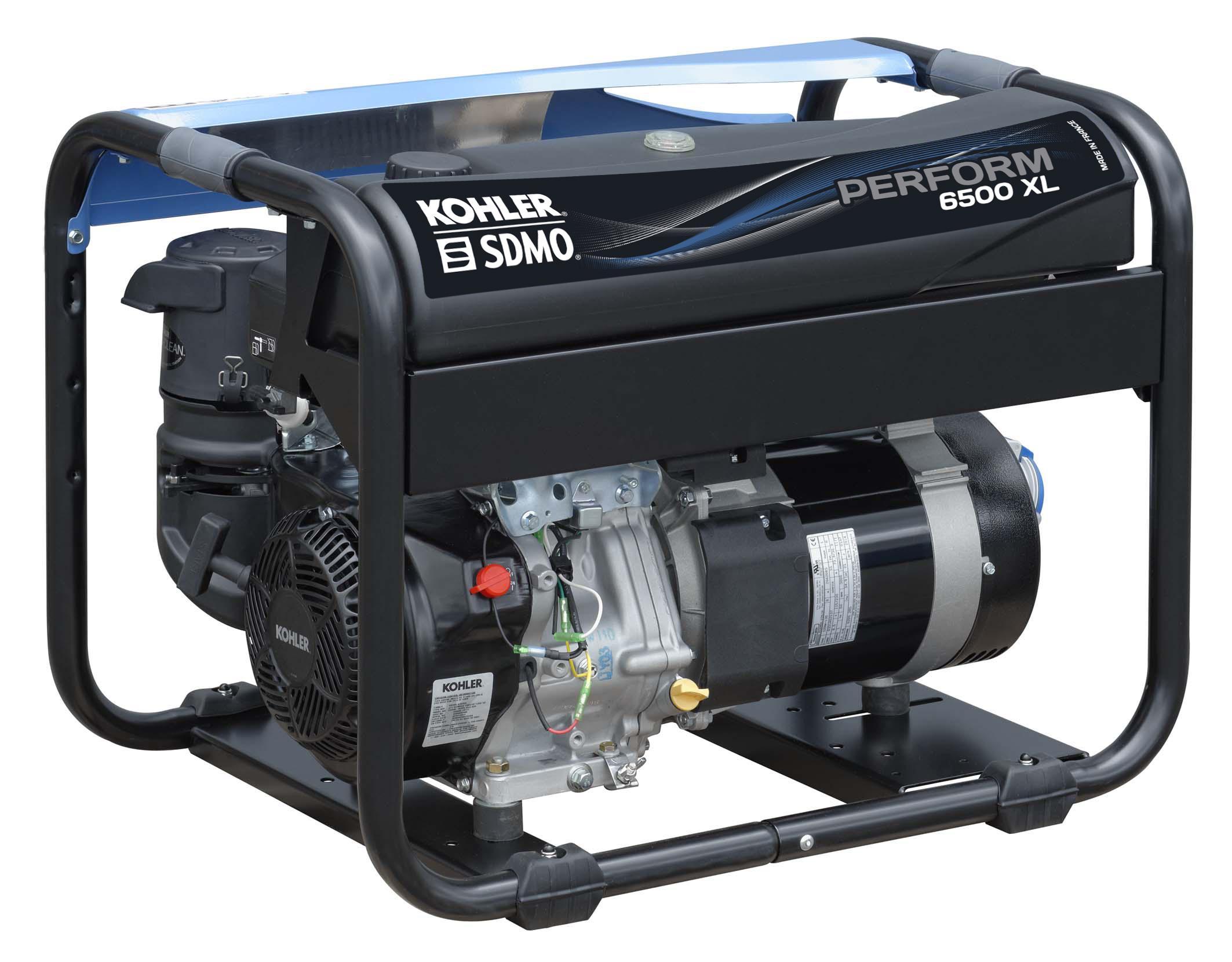 Бензиновый генератор Sdmo Perform 6500xl