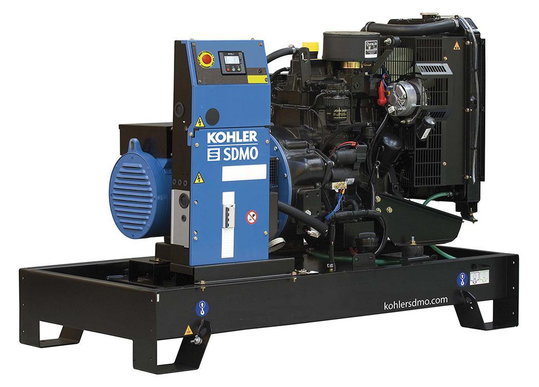 Дизельный генератор Sdmo J22 стоимость
