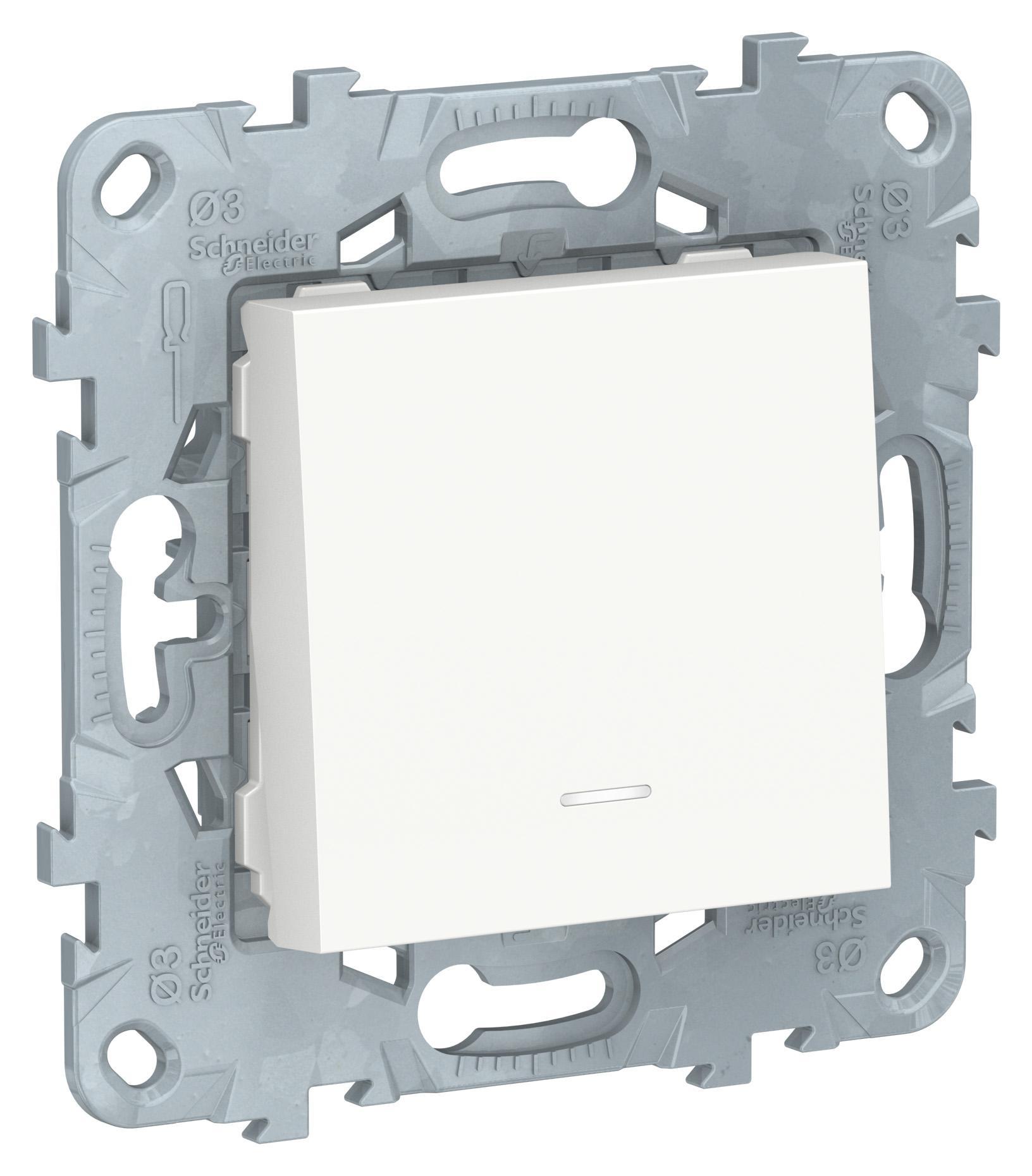 Выключатель Schneider electric Nu520118n