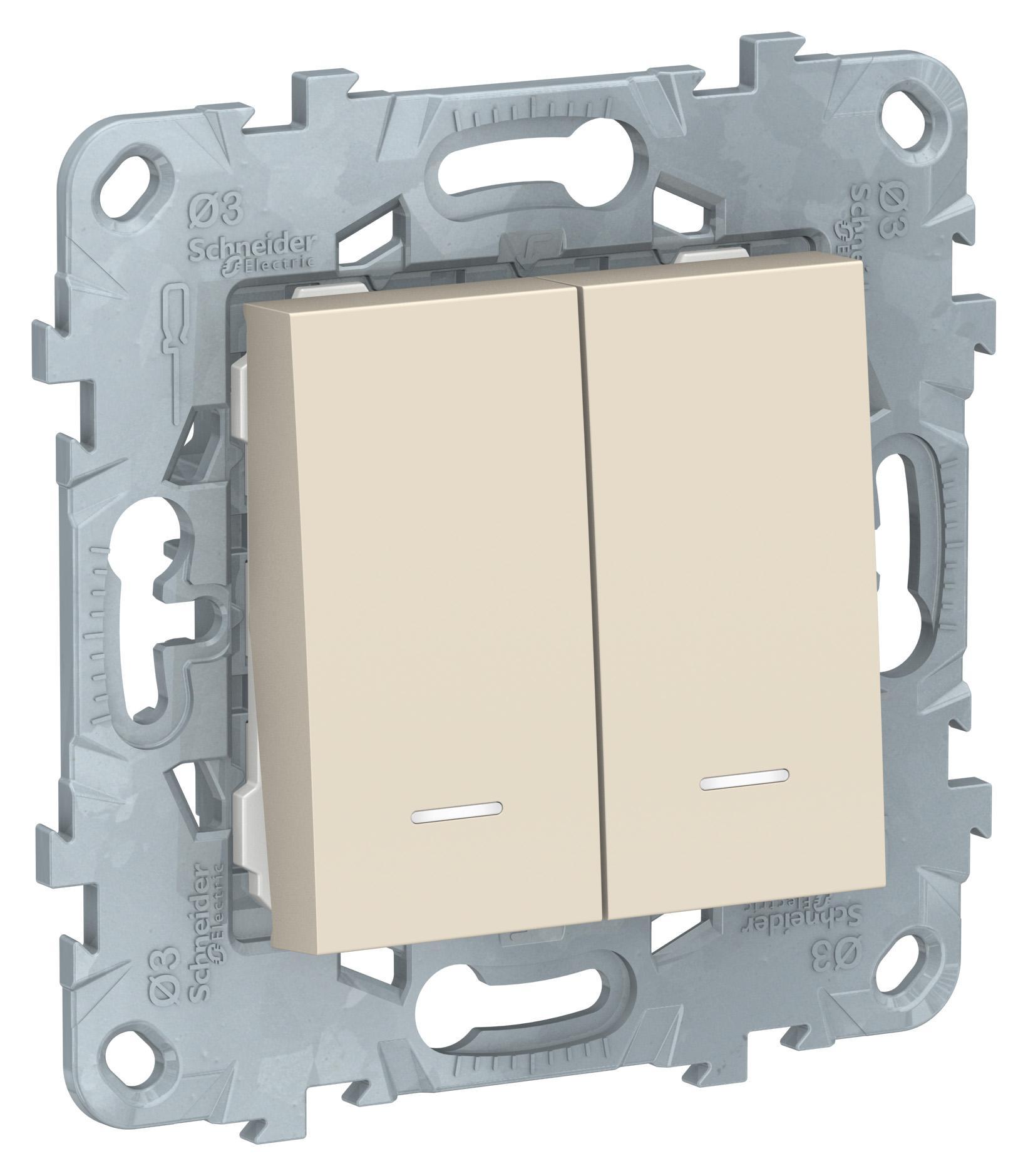 Выключатель Schneider electric Nu521144n