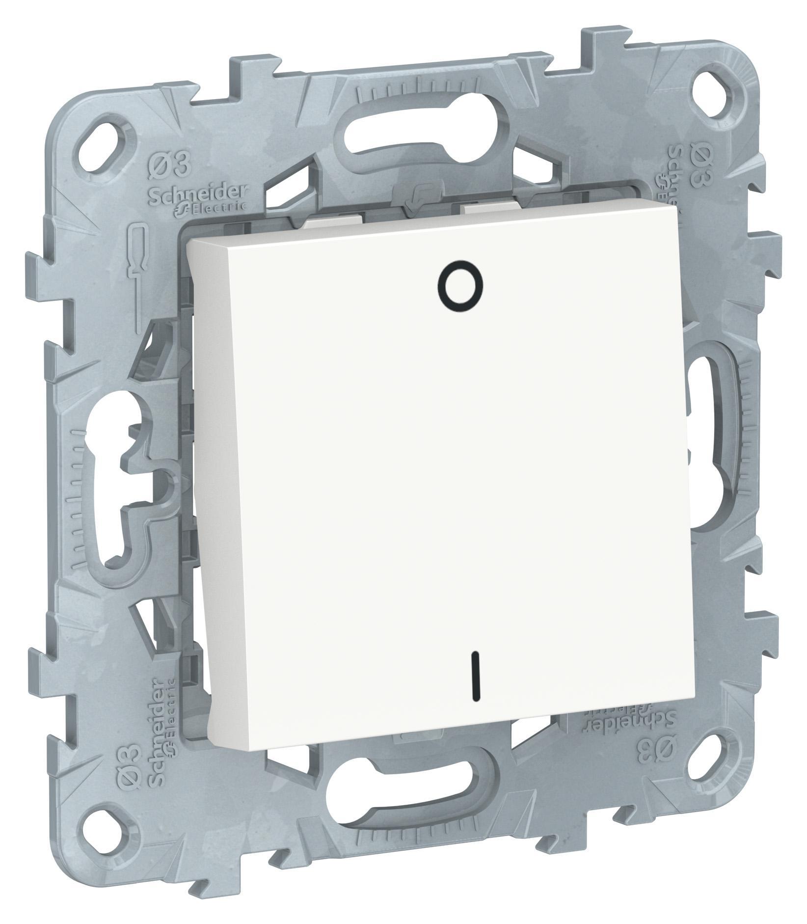 Выключатель Schneider electric Nu526218