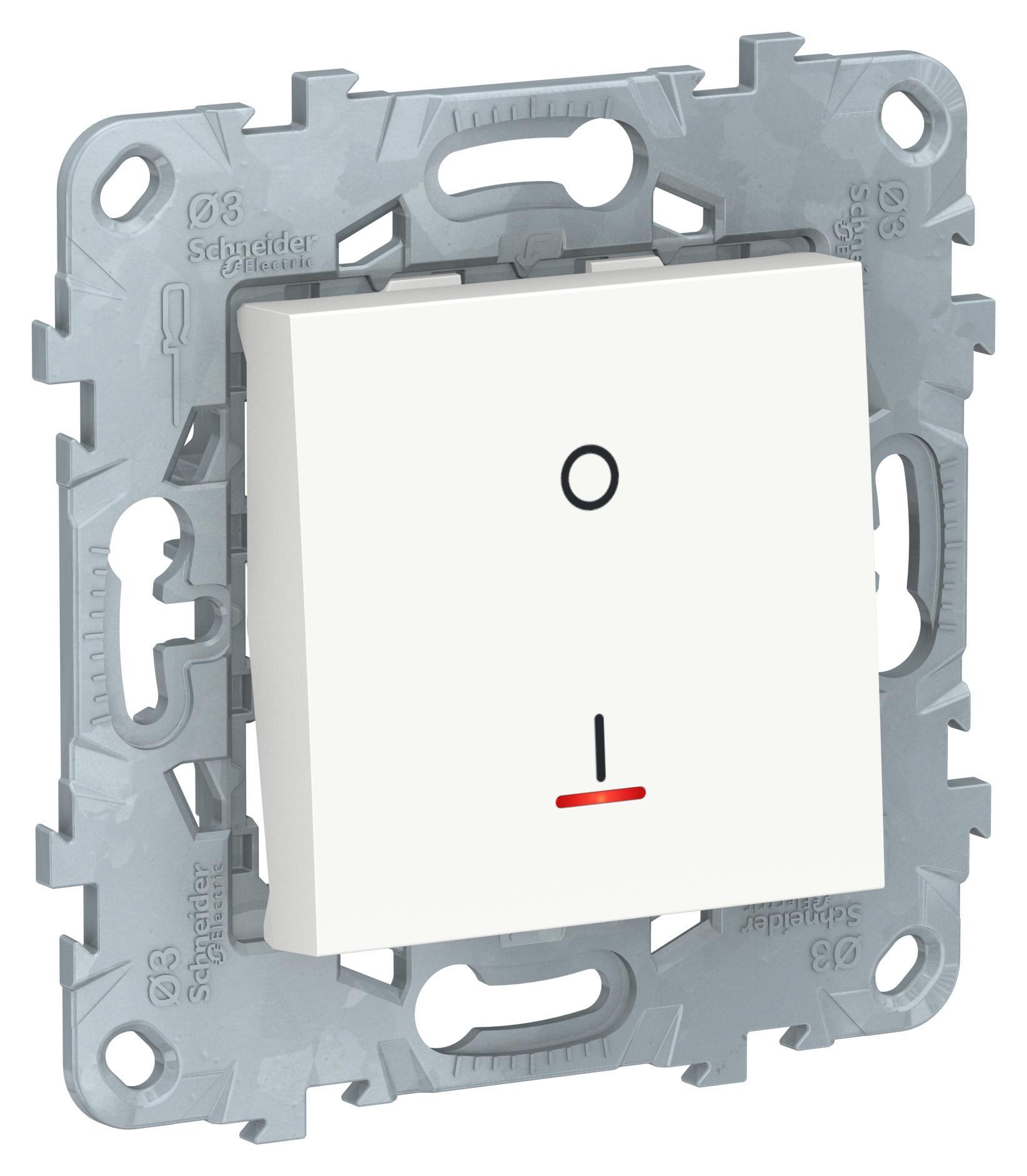 Выключатель Schneider electric Nu526218s