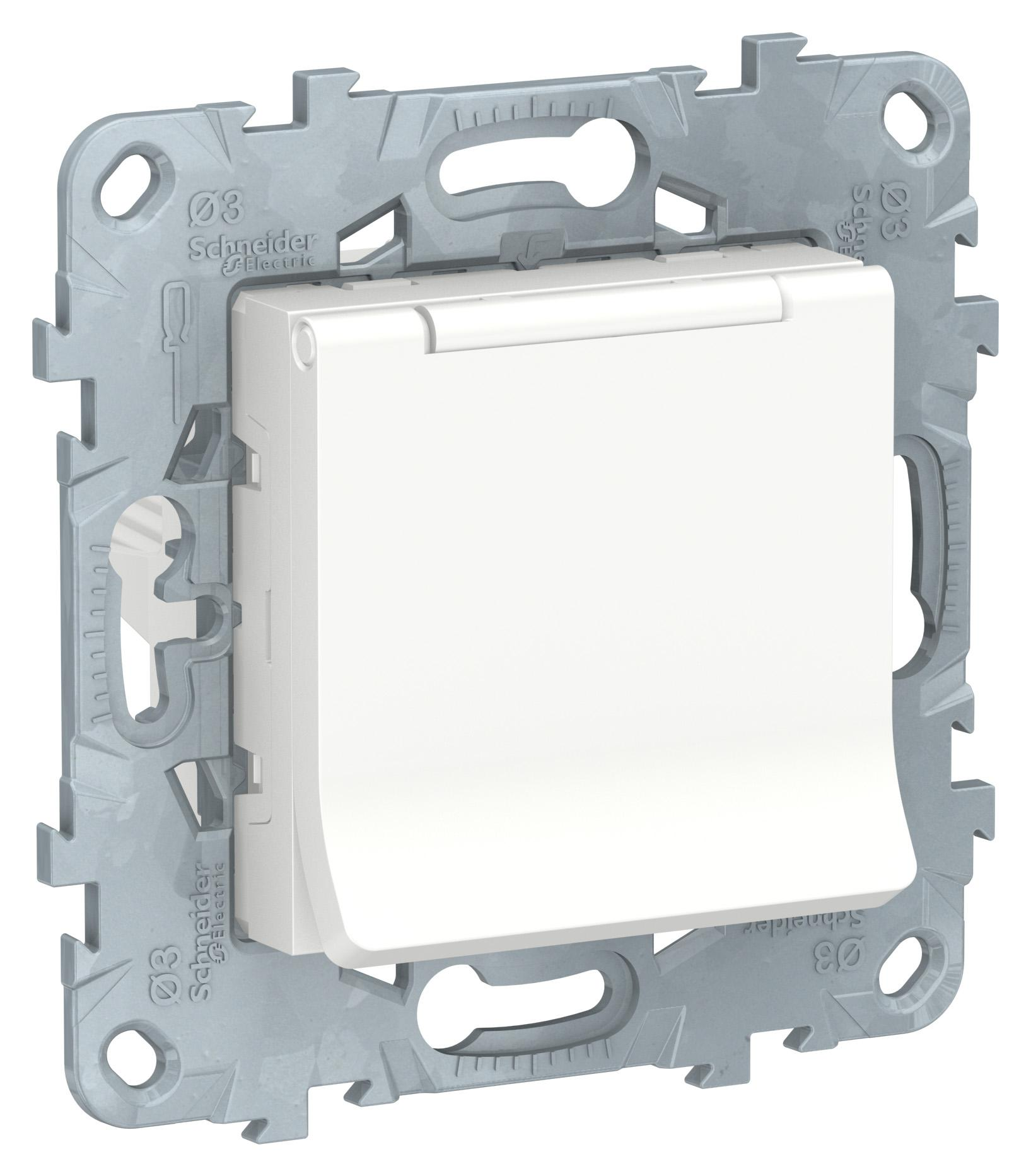 Розетка Schneider electric Nu503718ta