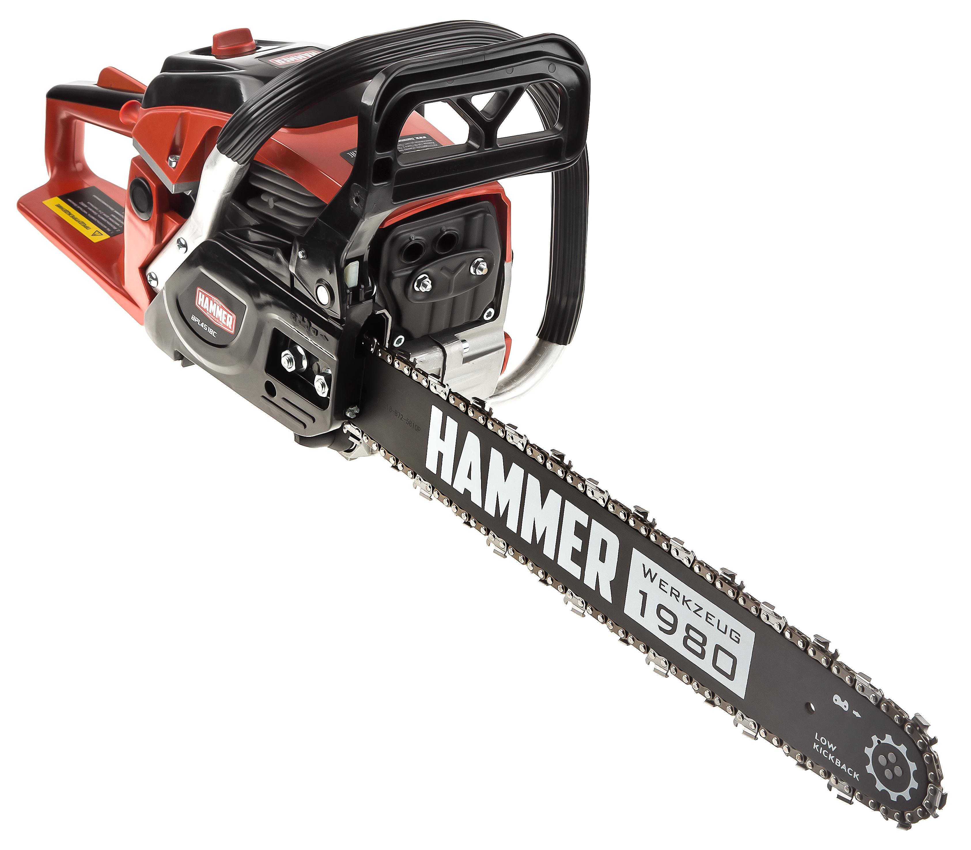 цена на Бензопила Hammer Bpl4518c