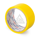 Лента упаковочная LUK 7801361 желтая