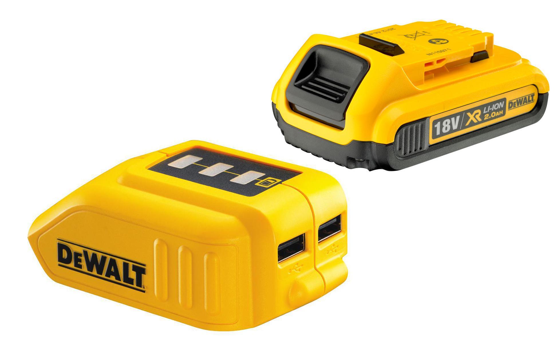 Набор Dewalt Аккумулятор dcb183xj +Зарядное устройство dcb090 usb аккумулятор 18 в 4 0 а ч li ion зарядное устройство set l1840bl aeg4932430359