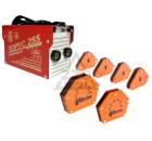 Набор ТОРУС Сварочный аппарат 255 ПРОФИ НАКС +Угольник магнитный MCS +Угольник магнитный WMCT50 +Угольник магнитный WMCT75