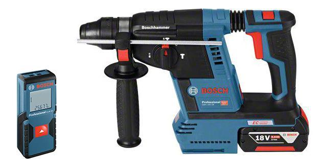 Набор Bosch Перфоратор gbh 18v-26 (0.611.909.003) +Дальномер glm 30 (0.601.072.500)