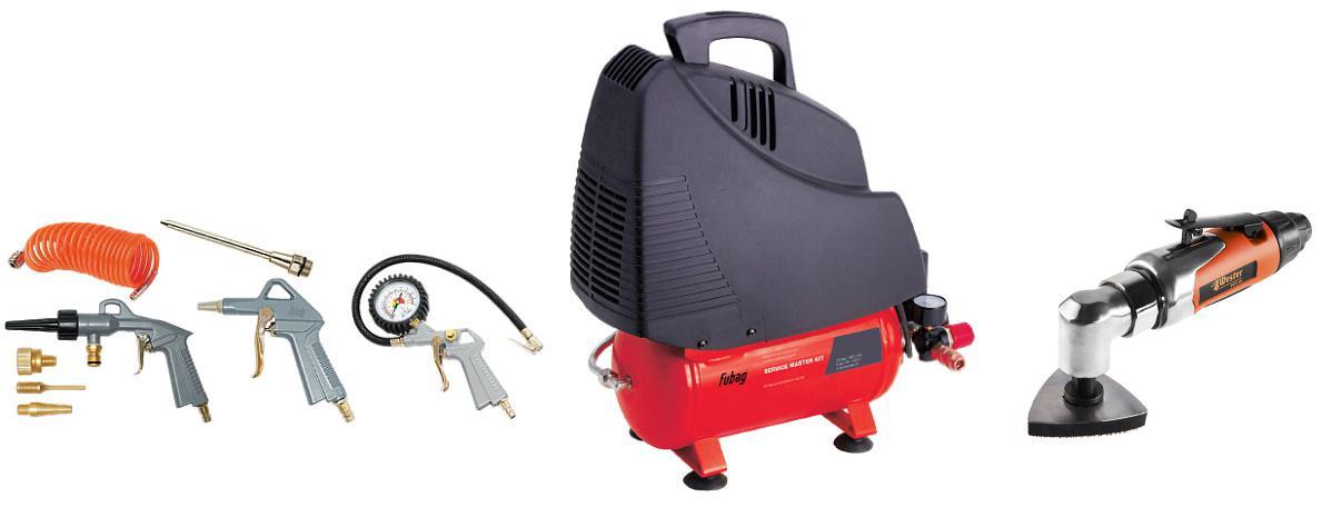 Набор Fubag Компрессор service master kit +Инструмент многофункциональный mft-10 компрессор fubag service master kit 6