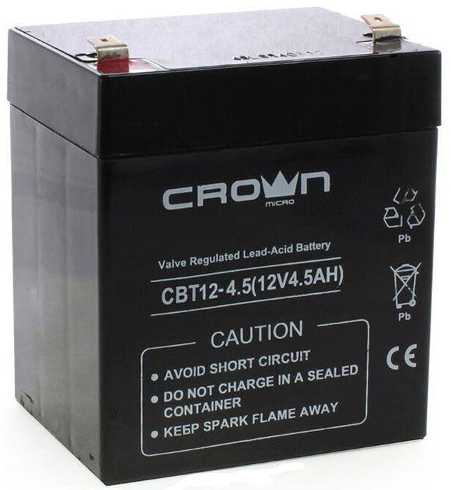 Аккумулятор для ИБП Crown СВТ-12-5