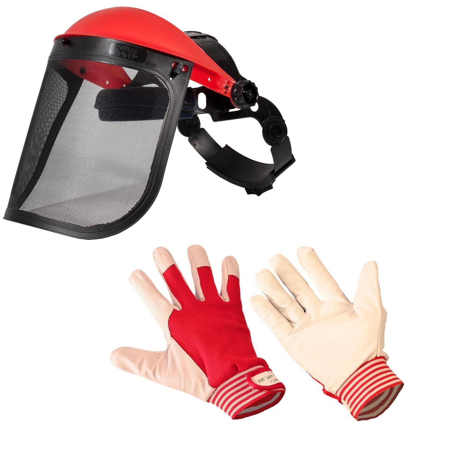 Набор Dde Маска 647-680 +Перчатки О215 аксессуар очки защитные dde 647 635