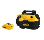 Набор DEWALT Пылесос DCV584L-QW 54 В XR FLEXVOLT+Зарядное устройство DCB090 Usb
