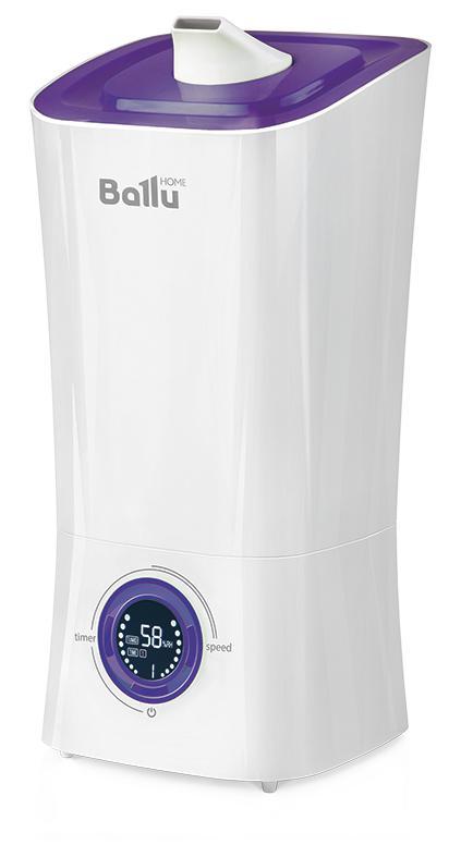 Увлажнитель воздуха Ballu Uhb-205 белый /фиолетовый ультразвуковой увлажнитель воздуха ballu uhb 205 белый фиолетовый