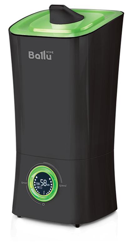 Увлажнитель воздуха Ballu Uhb-205 черный/зеленый ультразвуковой увлажнитель воздуха ballu uhb 205 белый фиолетовый