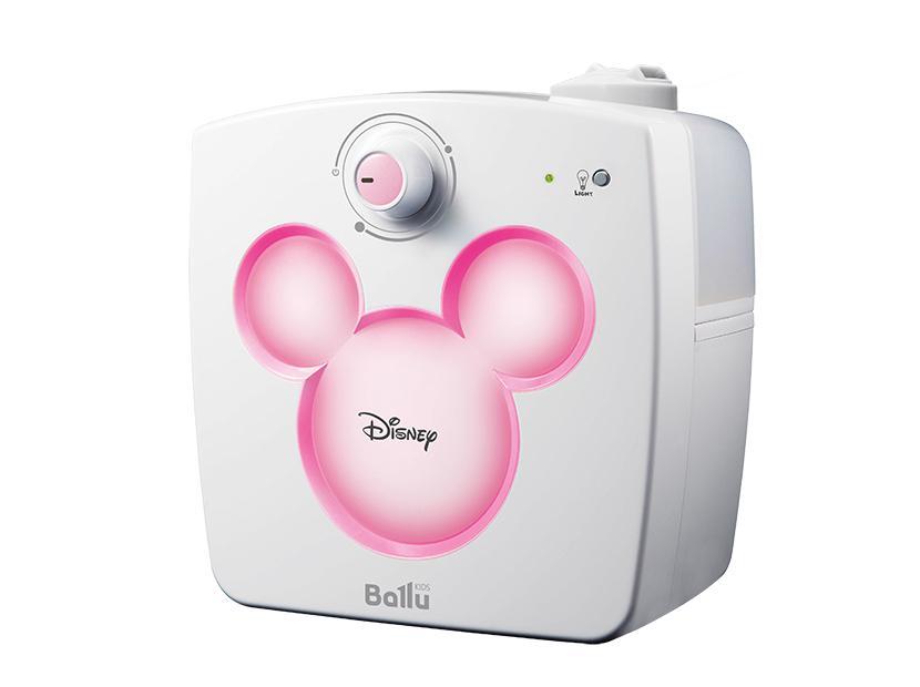 Купить Увлажнитель воздуха Ballu Uhb-240 pink/розовый disney, Китай