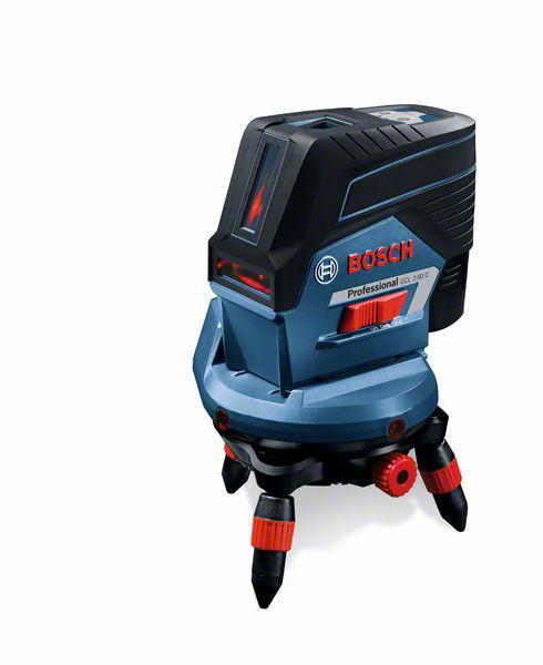 Набор Bosch Уровень gcl 2-50c+rm3+bm3+12v+lboxx (0.601.066.g03) +Дальномер glm 30 (0.601.072.500)