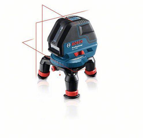 Набор Bosch Уровень gll 3-50 professional (0.601.063.800) +Дальномер glm 30 (0.601.072.500)