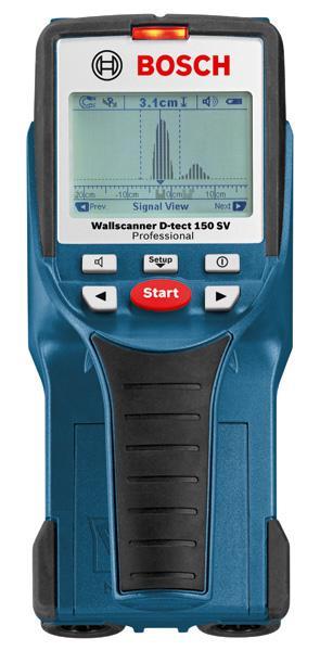 Набор Bosch Детектор d-tect 150sv (0.601.010.008) +Дальномер glm 30 (0.601.072.500)