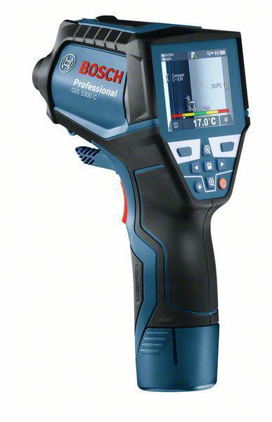 Набор Bosch Тепловизор gis 1000c +вклад. lboxx (0.601.083.300) +Дальномер glm 30 (0.601.072.500)