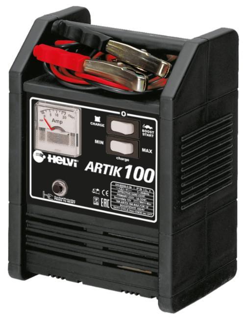 Купить со скидкой Зарядное устройство Helvi Artik 100