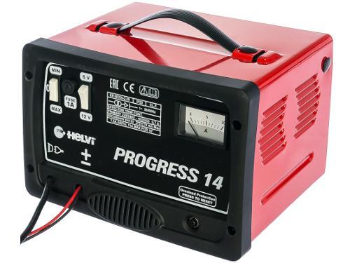 Зарядное устройство HELVI Progress 14