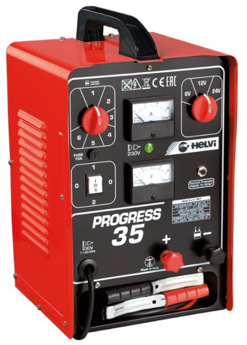 Зарядное устройство Helvi Progress 35 зарядное устройство helvi progress 17