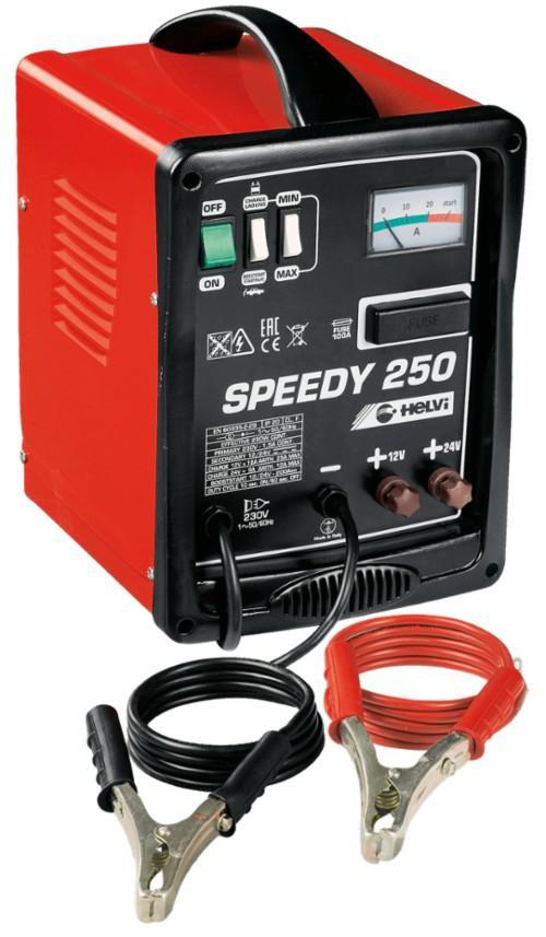 Зарядное устройство Helvi Speedy 250 зарядное устройство helvi progress 17