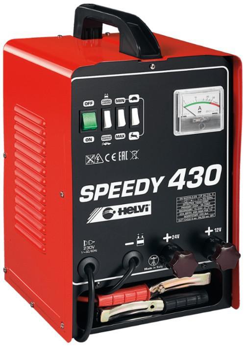 Зарядное устройство Helvi Speedy 430 зарядное устройство helvi progress 17